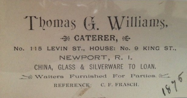 Williams-Caterer
